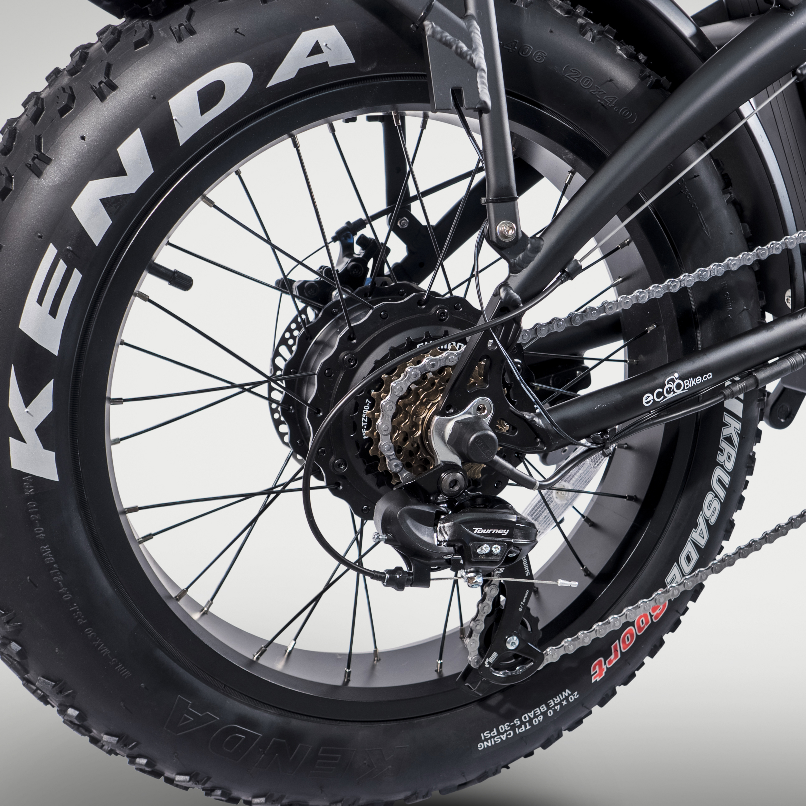 fit tire e-bike